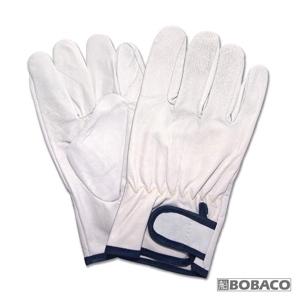 [博士牌]小羊皮手套-氬焊焊接用 / 氬焊手套 隔熱耐高溫耐磨 安全 防護手套 工作手套
