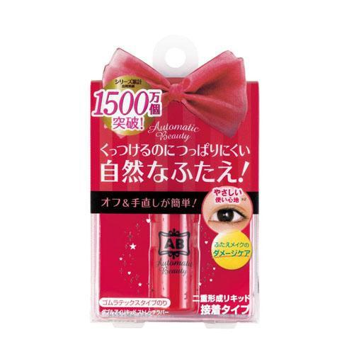 AB 2018新款 自然美容雙眼皮 雙眼皮膠 4.5ml 紅【JE精品美妝】