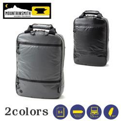 【Mountain smith】台灣製造MIT 輕薄電腦後背包 日本品質美國品牌 TPU防水拉鍊雙肩包【9605】
