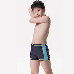 【SAIN SOU】SPA/泡湯專用兒童三分泳褲附泳帽A62210