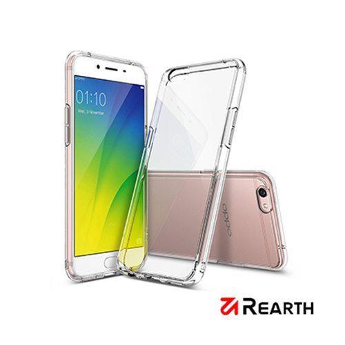 Rearth Oppo R9s (Ringke Fusion) 透明保護殼(透明)