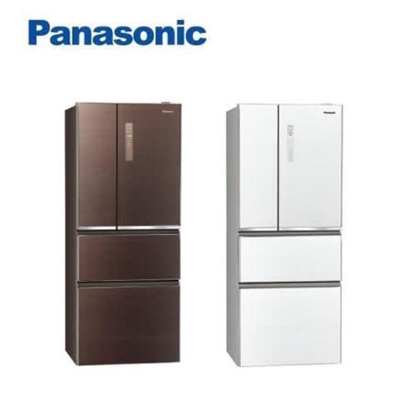 Panasonic國際牌 500公升變頻四門電冰箱(玻璃面無邊框)(可議價) NR-D500NHGS