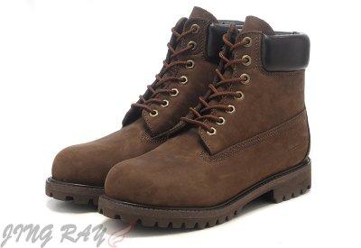【精銳國際】 Timberland 10061 咖啡靴 深褐 軍靴 防水 登山鞋 雪地靴 安全皮鞋 M版 男女