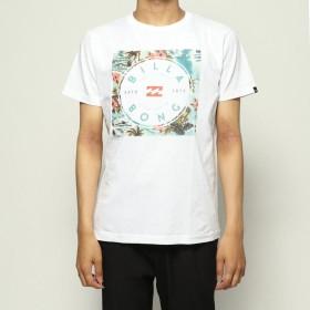 ビラボン BILLABONG メンズ サーフ 半袖Tシャツ SQUARE LOGO TEE AJ011-203