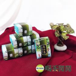 喝茶閒閒 當季清香高山烏龍茶 5斤共20包