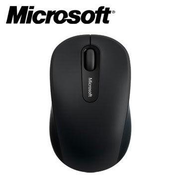 微軟 Bluetooth行動滑鼠3600-黑 (熱銷補貨到)