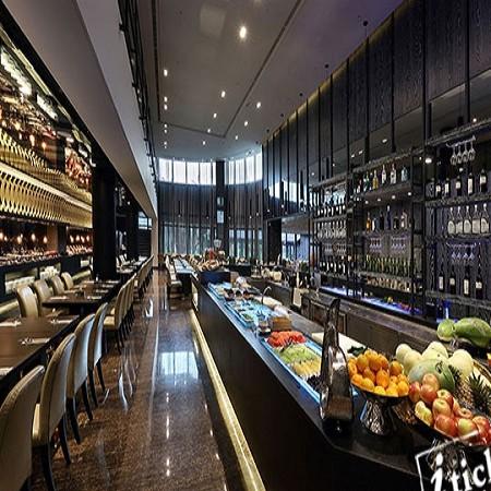 台南桂田酒店阿力海百匯自助餐吃到飽平日晚餐券