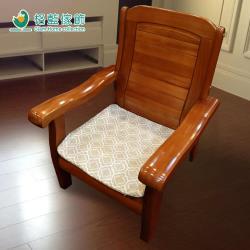 格藍傢飾-雅室緹花坐墊保潔套(不含內坐墊)-1人座
