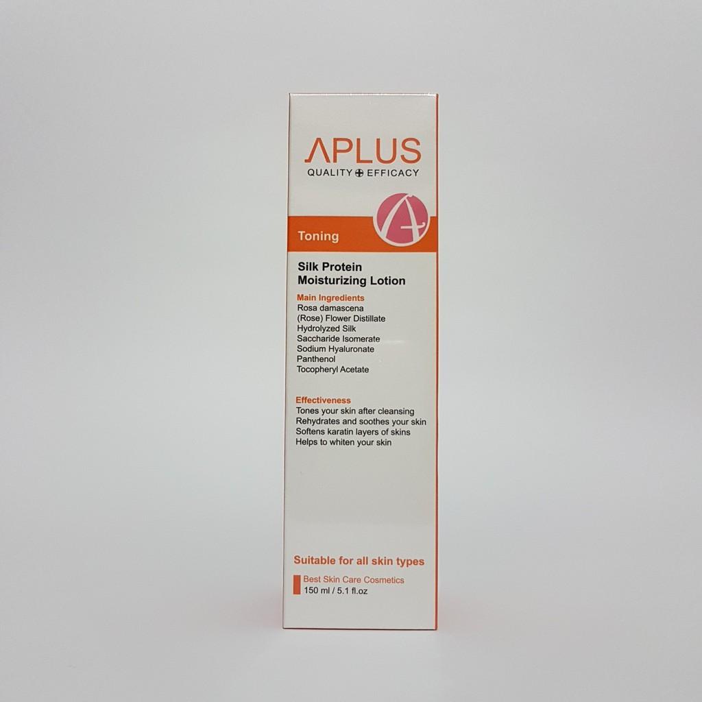 A+蠶絲蛋白保濕化妝水150ml