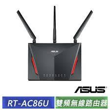 華碩 RT-AC86U 雙頻無線 Gigabit 電競路由器