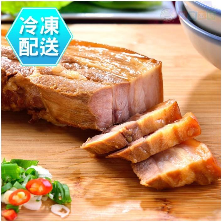 蔗香三層肉450g 冷凍配送 [TW41103](使用台灣溫體豬)