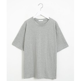 Tシャツ - NOWiSTYLE SONYUNARA(ソニョナラ)バックライン英文字半袖カットソー韓国 韓国ファッション 英文字 半袖 Tシャツ 半袖カットソーバックラインポイント