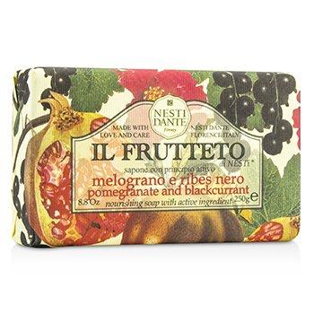 Nesti Dante 那是堤 天然鮮果系列 石榴黑醋栗皂 - 沐浴及泡泡浴