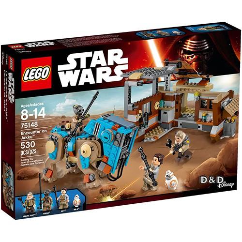 LEGO 樂高 STAR WARS 星際大戰 - LT75148 賈庫星的相遇