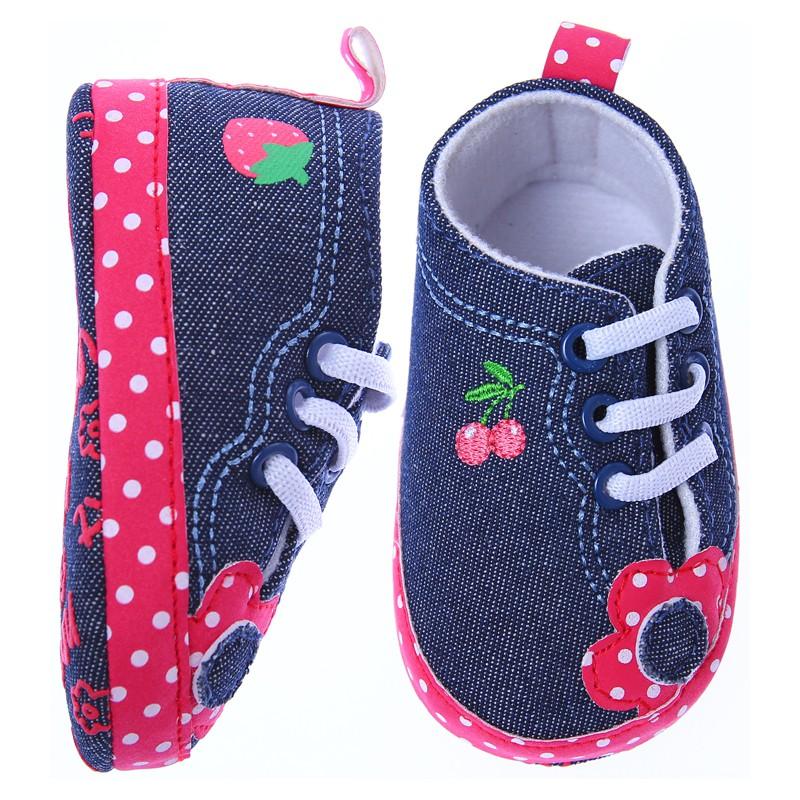 歐美等品牌百搭造型超可愛學步鞋-146牛仔【60214】貝比幸福小舖