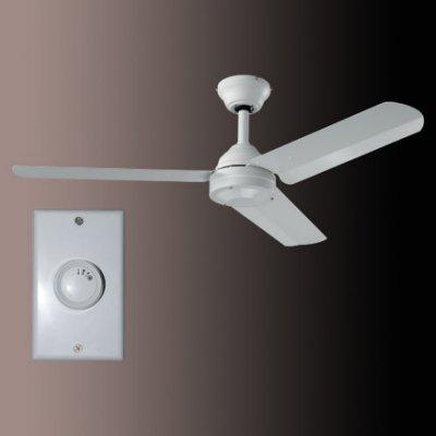 B&N 精品吊扇-002 復古風吊扇-42吋+白色壁控 (外銷日本) 超夯商品,熱賣中
