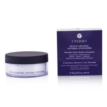 By Terry 玻尿酸晚安護膚柔焦粉 Hyaluronic Hydra Powder Colorless Hydra Care Powder 10g/0.35oz - 粉底及蜜粉
