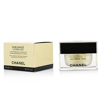 Chanel 香奈兒 眼霜Sublimage La Creme Yeux Ultimate Regeneration Eye Cream 15g/0.5oz - 眼唇護理