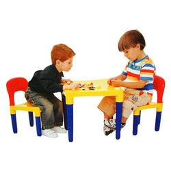 寶貝兒童桌椅組