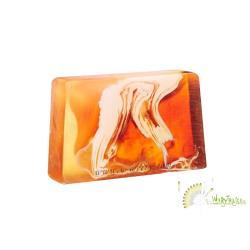 FeFeri 聖羅蘭 夢幻巨星淡香天然橄欖油手工皂 130克