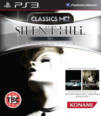 全新未拆 PS3 沈默之丘 沉默之丘 2+3 HD合輯 Silent Hill HD  -英文版-