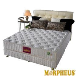 【夢菲思】二線蠶絲+乳膠蜂巢式獨立筒床墊-雙人5尺