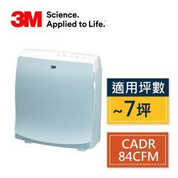 3M 淨呼吸空氣清淨機-超舒淨型(3-7坪) FA-M12