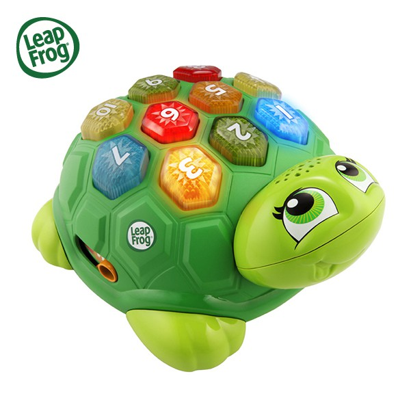 LeapFrog 跳跳蛙 音樂桌遊小烏龜