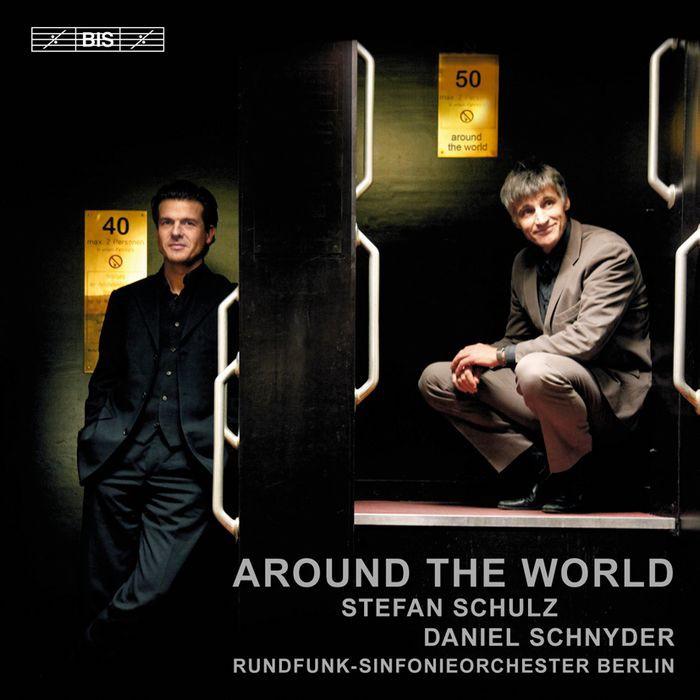 (BIS) 丹尼爾許奈德 環遊世界 Schnyder Around the World CD1774