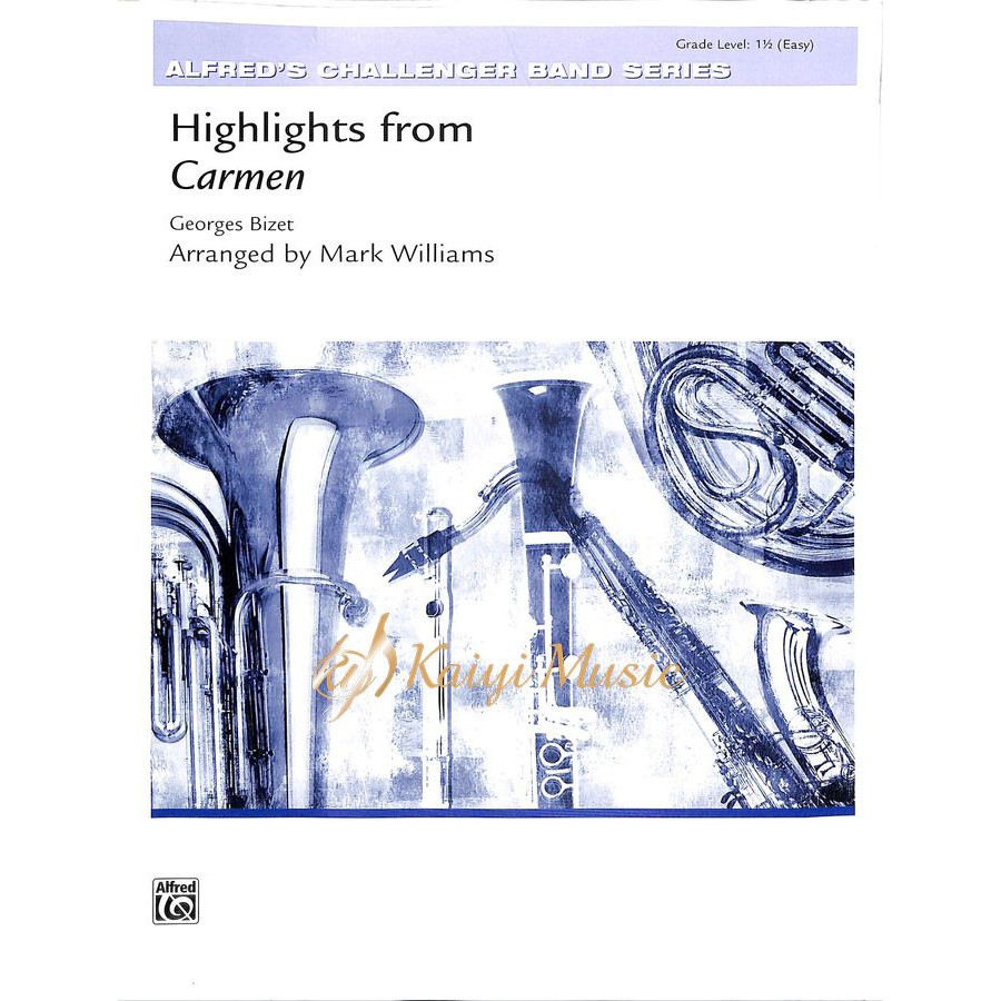 【Kaiyi Music】Highlinghts from carmen