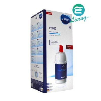 【易油網】【缺貨】BRITA P1000 硬水軟化型濾芯 一入 德國 HANKEL #29807