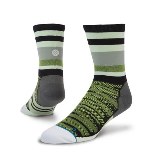 【STANCE】FUSION WIRE LW 男款 中筒襪 / 小腿襪 M448A16FLW-LIM 化學原宿