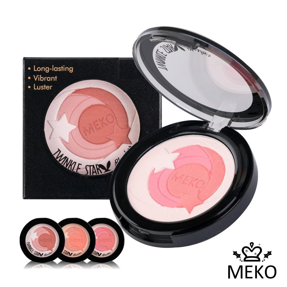 MEKO POPFESTIVE-魔幻派對   星動時刻腮紅餅(3色任選)