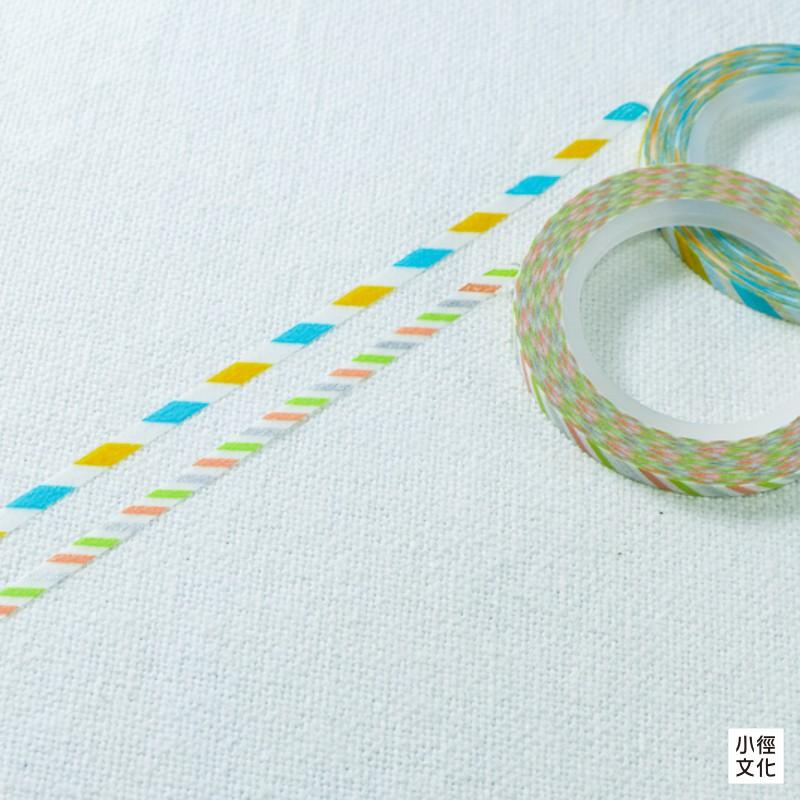 【mt】日本進口和紙膠帶 mt slim 3mm - A ( MTSLIMS01 )[小徑文化]