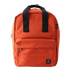 時尚手提雙肩背包-橘色5-UN-EC11-1