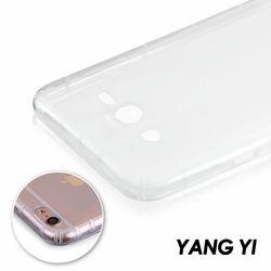 【YANG YI】揚邑Samsung Galaxy J7 2016版 氣囊式防撞耐磨不黏機清透空壓殼