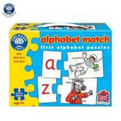 【英國Orchard Toys】遊戲拼圖-字詞配對