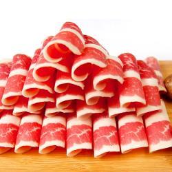 《東方食集》美國頂級鮮脂黑牛五花肉片