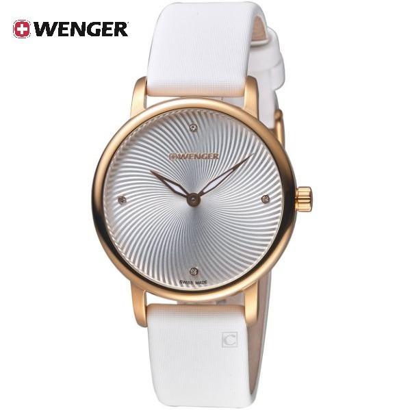 瑞士WENGER Urban Donnissima系列炫燦時光時尚腕錶 01.1721.101