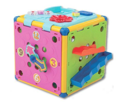 People 新動動腦力體力玩具箱