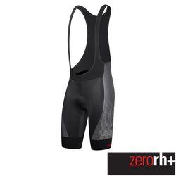 ZeroRH+ 義大利SHIVER戰慄版專業自行車褲(男) ●黑色、白色● ECU0346_R