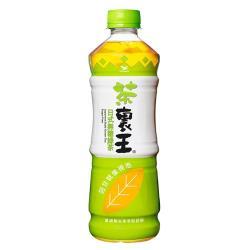 茶裏王 日式無糖綠茶600mlx24入/箱