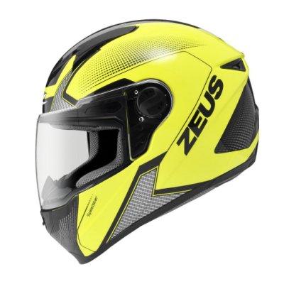 [安信騎士] ZEUS 瑞獅 ZS-811 ZS811 AL6 螢光黃黑 全罩 安全帽