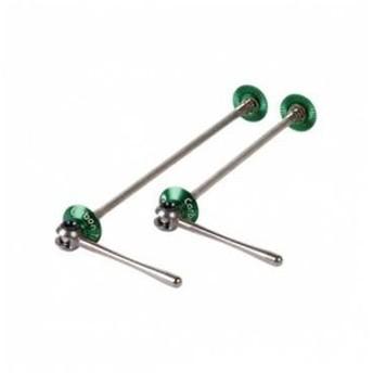 Carbon Ti(カーボンチ) X-Lock Special チタン ロード用 グリーン クイックレリーズ