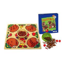 【華森葳兒童教玩具】益智邏輯系列-刺蝟遊戲 K2-B22355