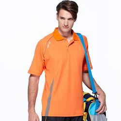 【SAIN SOU】台灣製涼感吸濕排汗POLO衫T26505-10