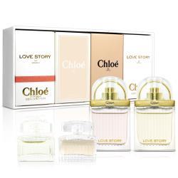 Chloe 女性小香禮盒四入組