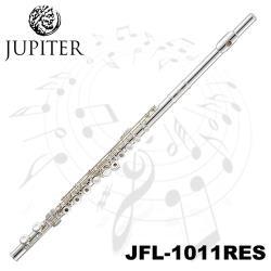 【JUPITER 雙燕】進階級長笛 開孔加E鍵 吹口管及身管 925銀 (JFL-1011RES)