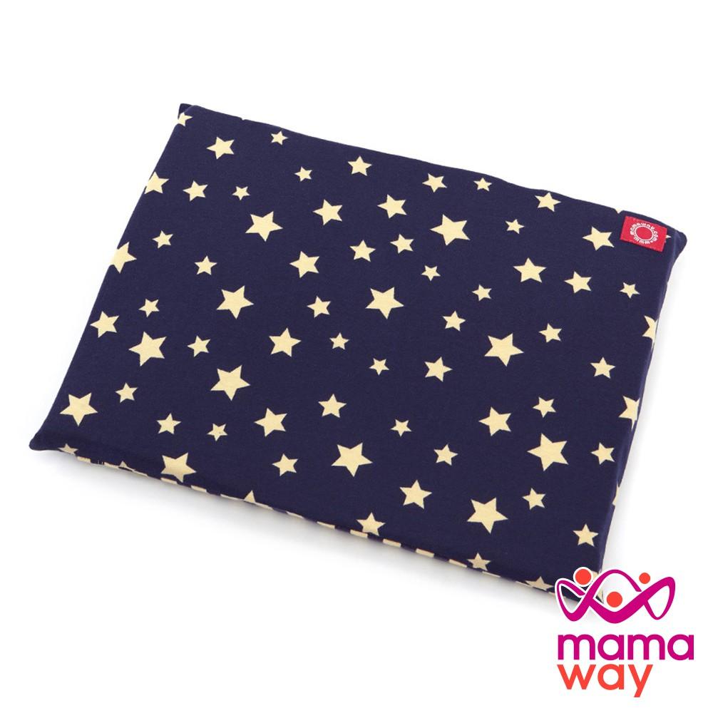 【mamaway媽媽餵】枕套 氧化鋅抗菌星空寶寶枕套