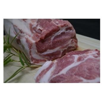 茨城県産豚肉肩ロース1本 2000g前後